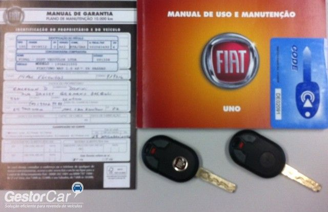 Fiat Uno Way 1.0 (Flex) 4p - Foto #10