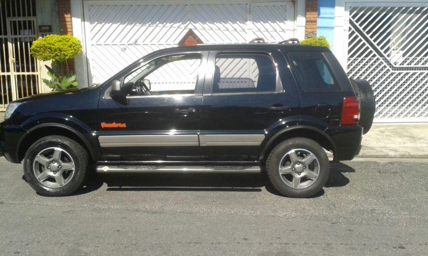 Ford Ecosport Freestyle 2.0 16V (Flex) - Foto #1