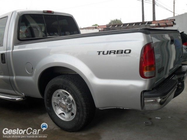 Ford F250 XL 4.2 Turbo (Cab Simples) - Foto #4