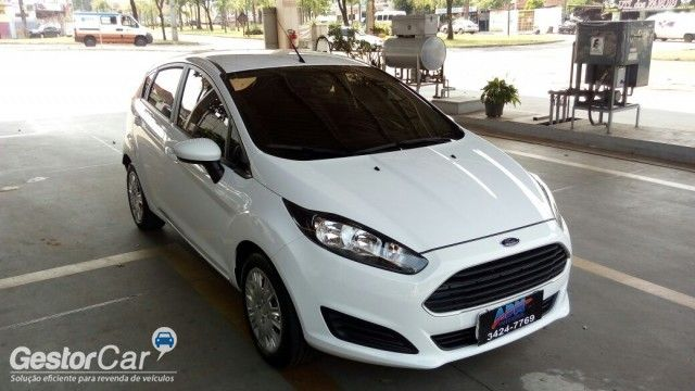 Ford New Fiesta S 1.5 16v - Foto #3
