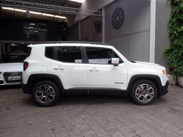 Jeep Renegade Longitude 1.8 16v Flex - Foto #8