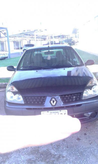 Renault Clio Sedan Rl 1.0 16V - Foto #2