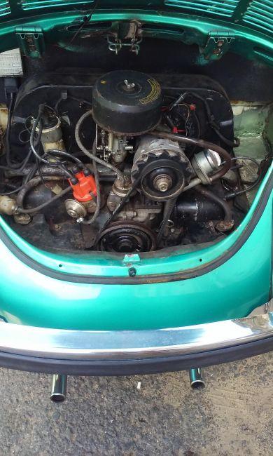 Volkswagen Fusca 1500 - Foto #2