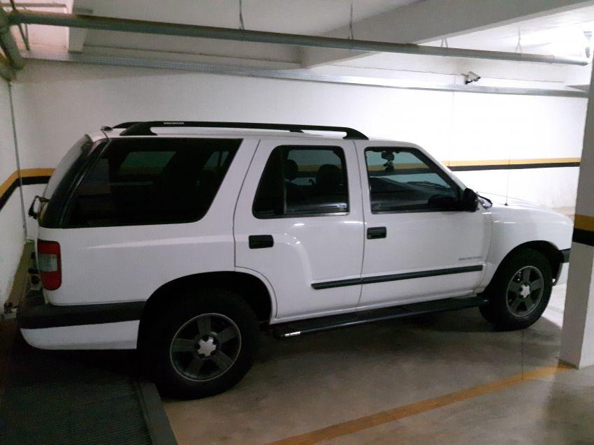 Chevrolet Blazer Advantage 4x2 2.4 MPFi - Foto #3