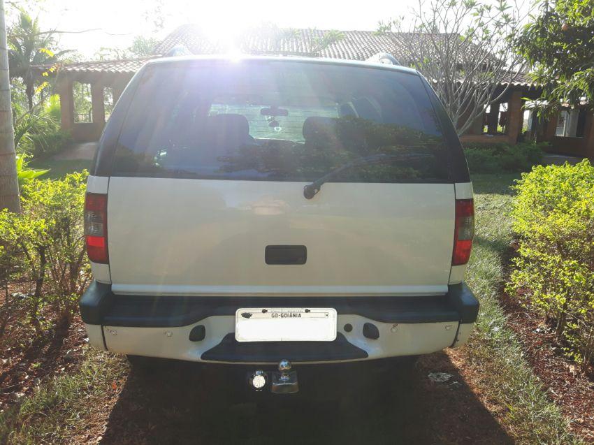Chevrolet Blazer Advantage 4x2 2.4 MPFi - Foto #4