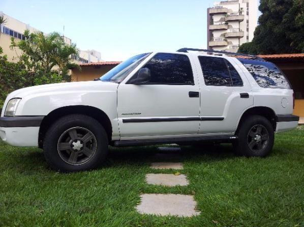 Chevrolet Blazer Advantage 4x2 2.4 MPFi - Foto #7