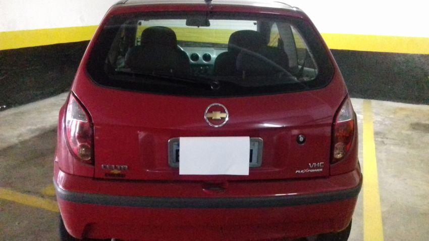 Chevrolet Celta Spirit 1.0 VHC (Flex) 2p - Foto #2