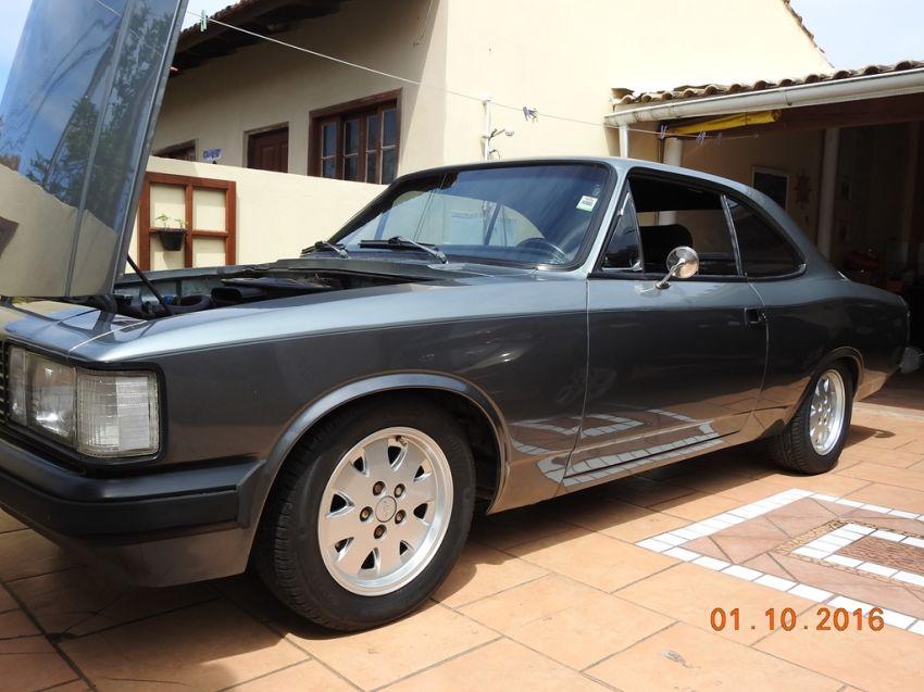 Chevrolet Opala Sedan Comodoro 2.5 - Foto #1
