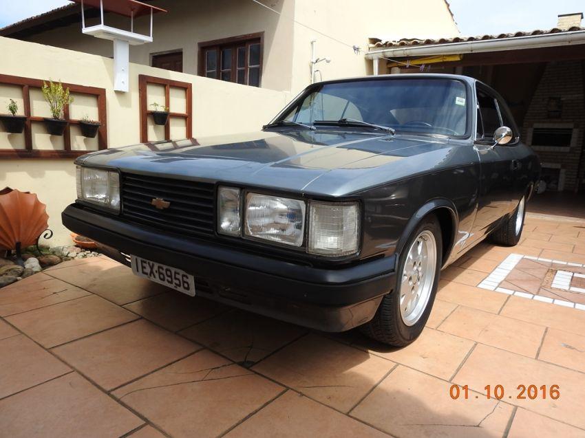 Chevrolet Opala Sedan Comodoro 2.5 - Foto #5