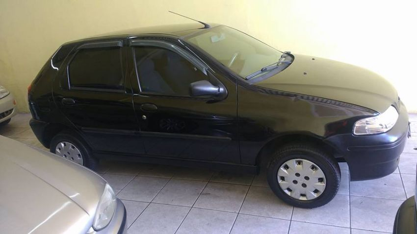 Fiat Palio ELX 1.0 8V - Foto #3