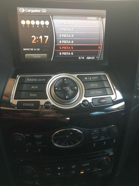 Infiniti FX35 3.5 V6 AWD - Foto #2