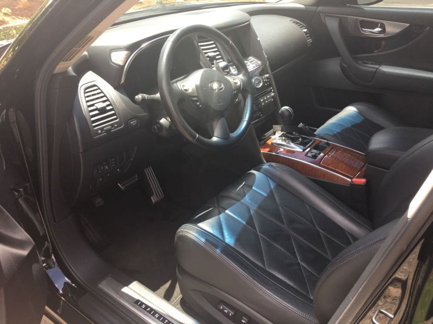 Infiniti FX35 3.5 V6 AWD - Foto #3