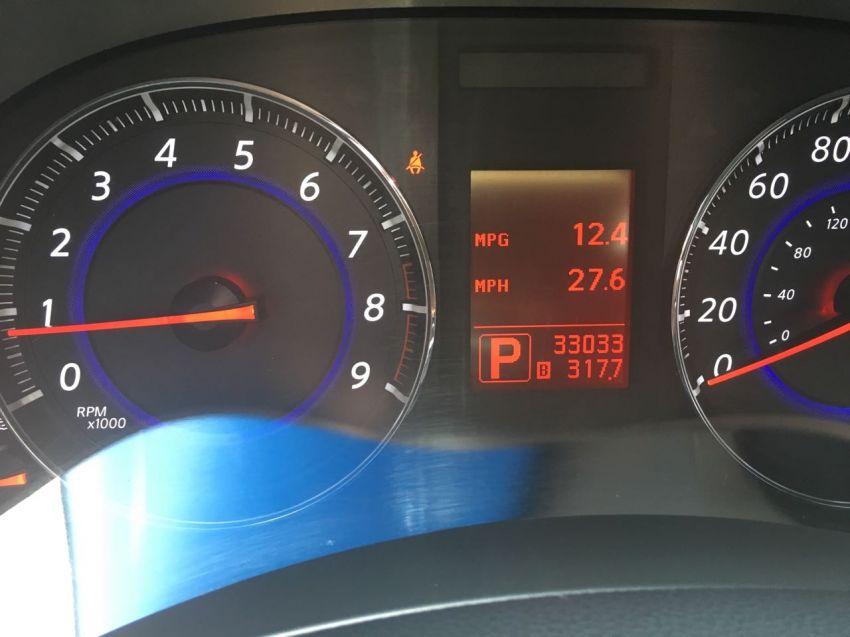 Infiniti FX35 3.5 V6 AWD - Foto #5