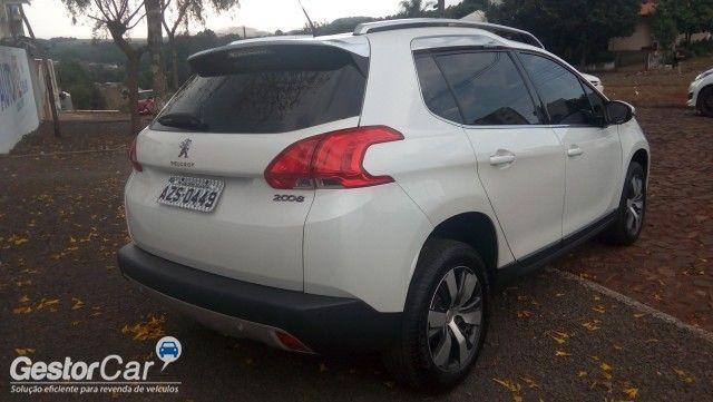 Peugeot 2008 Griffe 1.6 16V (Flex) (Aut) - Foto #4