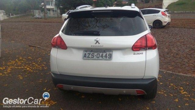 Peugeot 2008 Griffe 1.6 16V (Flex) (Aut) - Foto #5