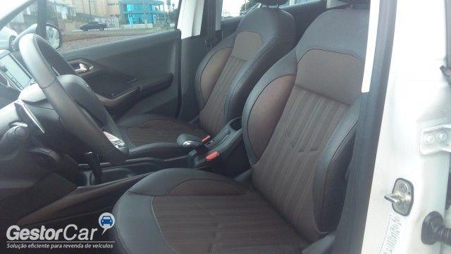 Peugeot 2008 Griffe 1.6 16V (Flex) (Aut) - Foto #7