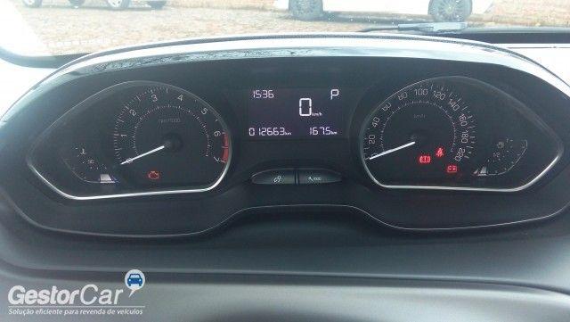 Peugeot 2008 Griffe 1.6 16V (Flex) (Aut) - Foto #9
