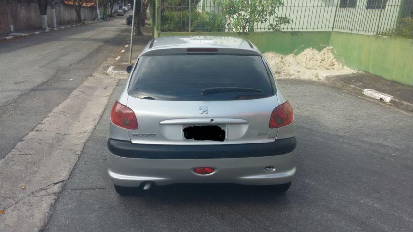 Peugeot 206 Hatch. Sensation 1.4 8V (flex) (Web) - Foto #2