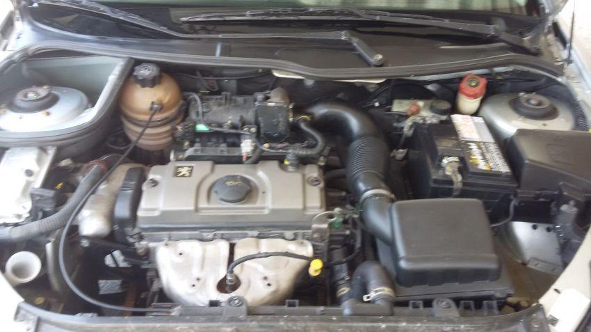 Peugeot 206 Hatch. Sensation 1.4 8V (flex) (Web) - Foto #6