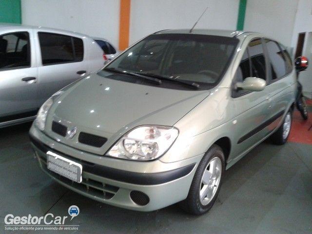 Renault Scénic Expression 1.6 16V (flex) - Foto #2