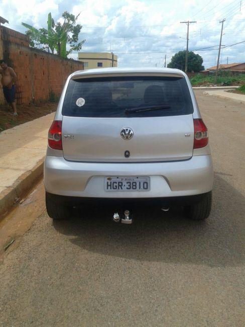Volkswagen Fox Extreme 1.6 8V (Flex) 4p - Foto #8
