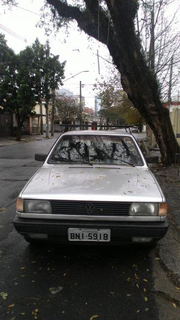 Volkswagen Gol GL 1.6 MI - Foto #1