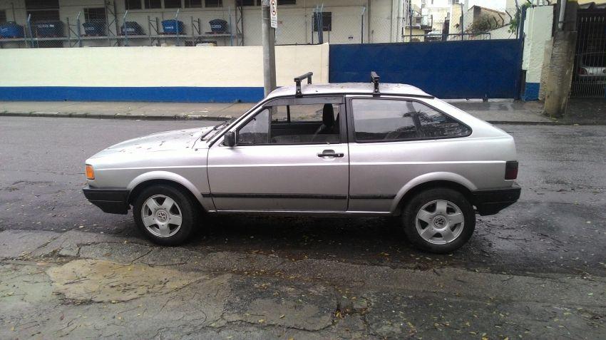 Volkswagen Gol GL 1.6 MI - Foto #3