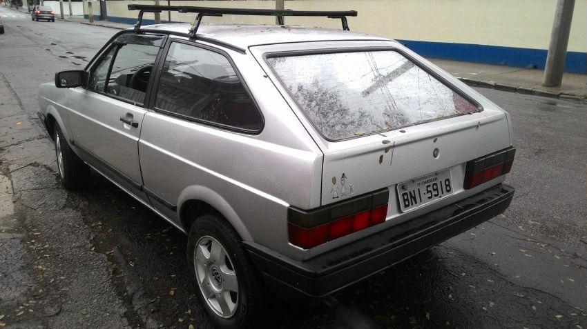 Volkswagen Gol GL 1.6 MI - Foto #4