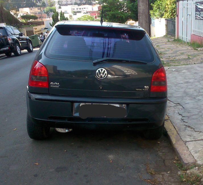 Volkswagen Gol Power 1.6 MI (Flex) - Foto #2