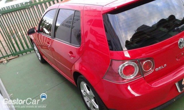 Volkswagen Golf Sportline 1.6 (Flex) - Foto #6