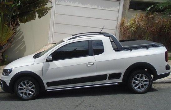 Volkswagen Saveiro Cross 1.6 16v MSI (Flex) (cab. estendida) - Foto #1