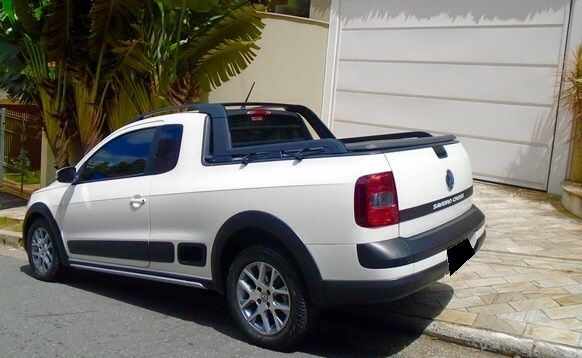 Volkswagen Saveiro Cross 1.6 16v MSI (Flex) (cab. estendida) - Foto #3