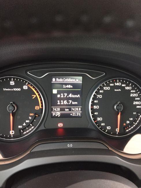 Audi A3 Sedan 1.8 TFSI Ambition S-tronic - Foto #1