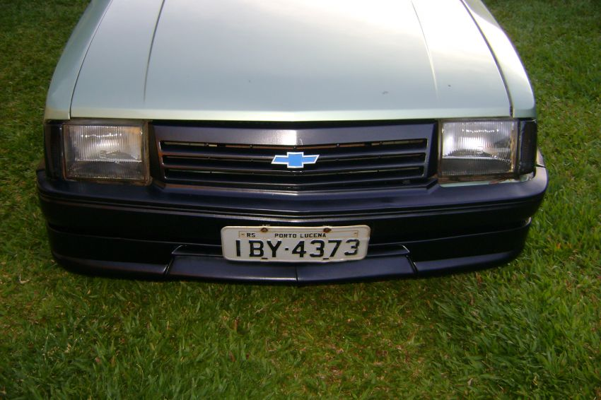 Chevrolet Chevette Sedan Dl 1.6 - Foto #8