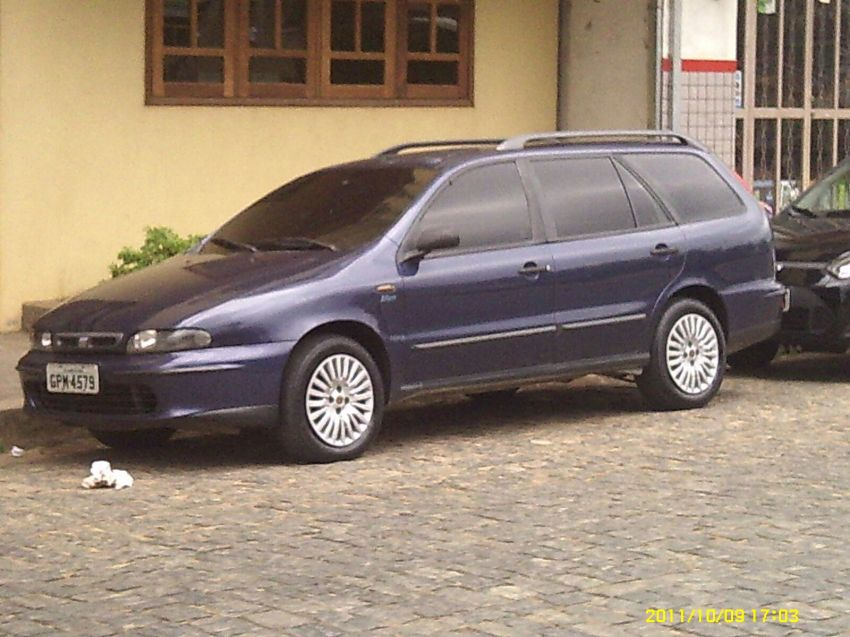 Fiat Marea SX 2.0 20V - Foto #6