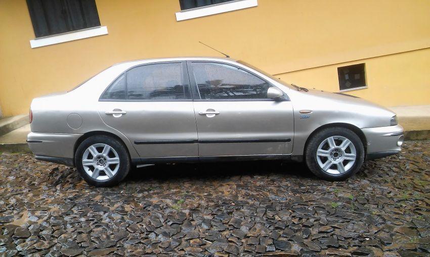 Fiat Marea ELX 2.0 20V - Foto #2