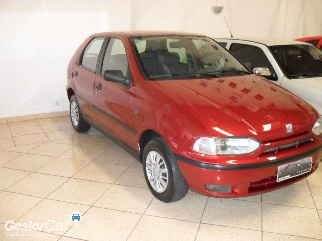 Fiat Palio EL 1.6 MPi 4p - Foto #2
