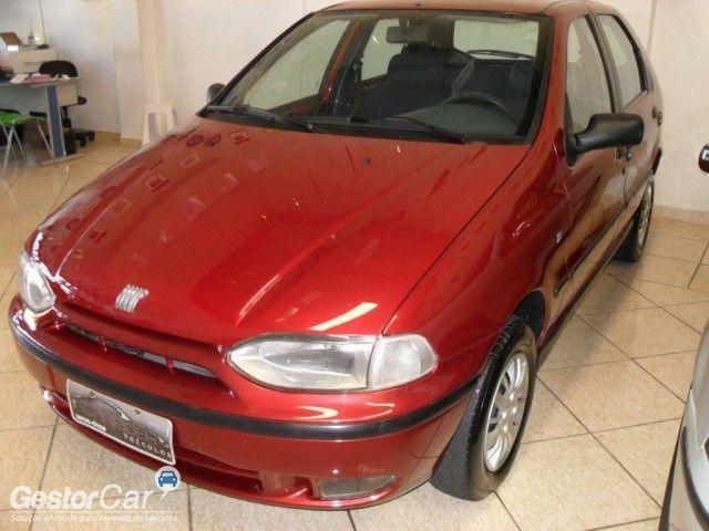 Fiat Palio EL 1.6 MPi 4p - Foto #3