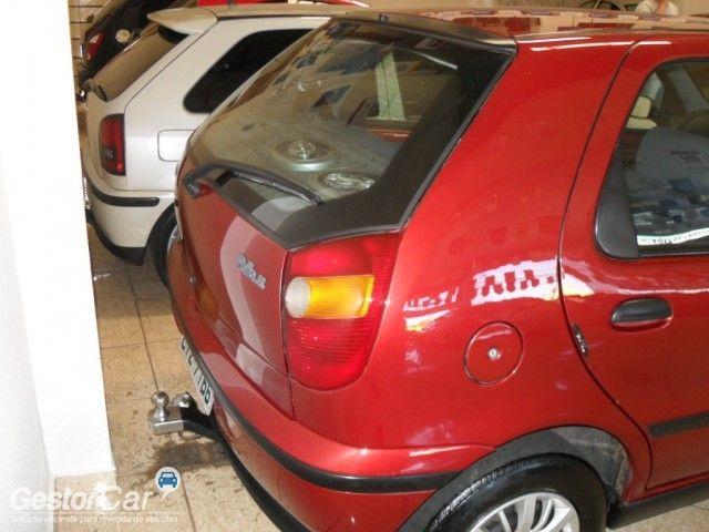Fiat Palio EL 1.6 MPi 4p - Foto #4