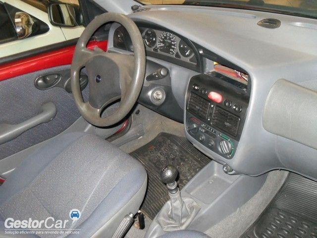Fiat Palio EL 1.6 MPi 4p - Foto #5
