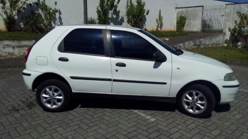Fiat Palio ELX 1.0 16V Fire 4p - Foto #1