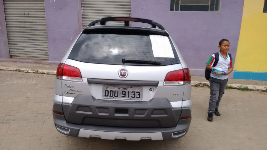 Fiat Palio Weekend Adventure 1.8 16V (Flex) - Foto #2