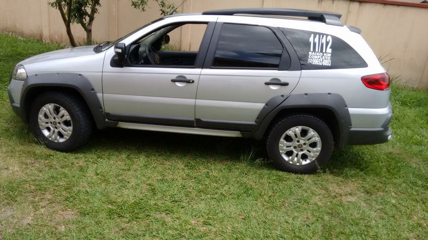 Fiat Palio Weekend Adventure 1.8 16V (Flex) - Foto #6