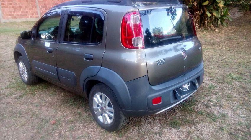 Fiat Uno Way 1.4 8V (Flex) 4p - Foto #3
