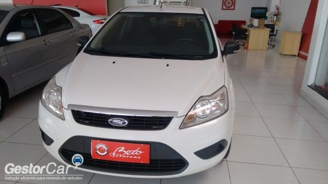 Ford Focus Hatch GLX 1.6 16V (Flex) - Foto #3