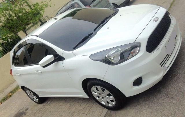Ford Ka 1.0 SE Plus (Flex) - Foto #8