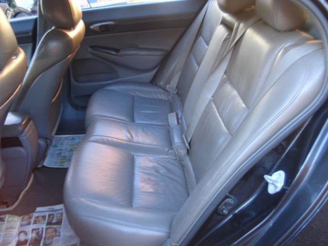 Honda Civic Sedan LXS 1.8 - Foto #8
