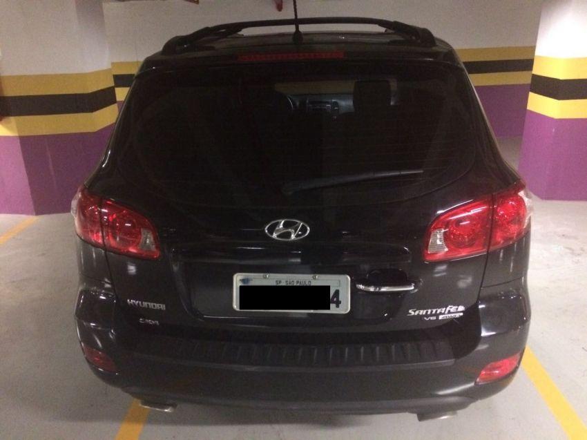 Hyundai Santa Fe GLS 3.3L V6 4x4 (Aut) 7L - Foto #2