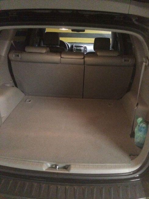 Hyundai Santa Fe GLS 3.3L V6 4x4 (Aut) 7L - Foto #10