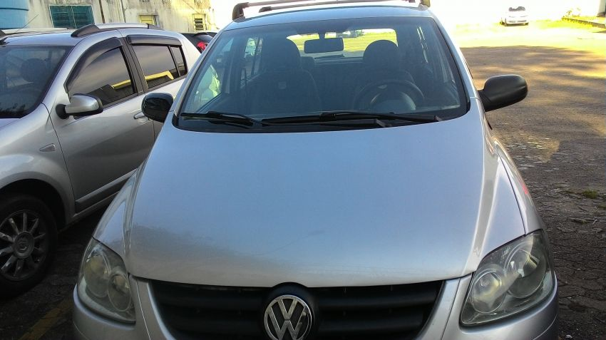 Volkswagen Fox Route 1.6 8V (Flex) - Foto #3